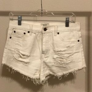 Forever21 Jean shorts